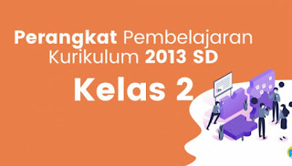 Download RPP Format 1 Lembar Kelas 2 Tema 8 K13 Revisi 2020