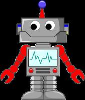 روبوت لطيف لزحف غوغل