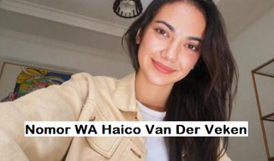 Nomor Whatsapp Haico Van Der Veken