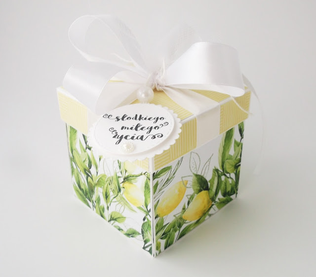 pudełko Lemoniada