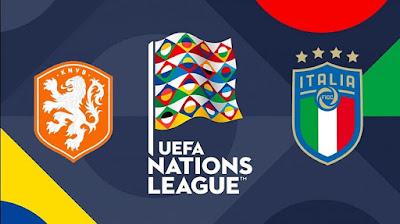 الليلة.. مواجهة من العيار الثقيل بين إيطاليا وهولندا في دوري الأمم الأوروبية