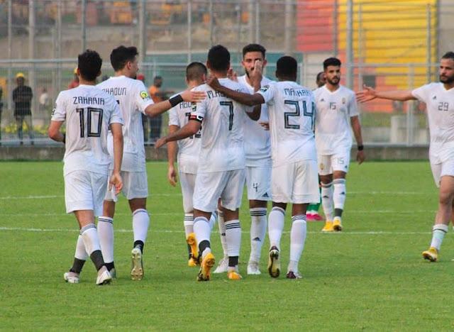 ملخص هدف فوز ليبيا علي أنجولا (1-0) تصفيات كاس العالم