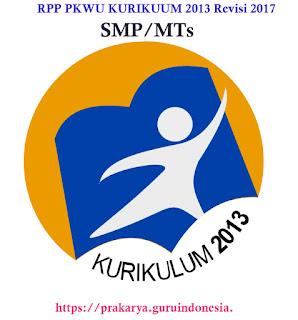 RPP PKWU SMP Kurikulum 2013 Revisi 2017