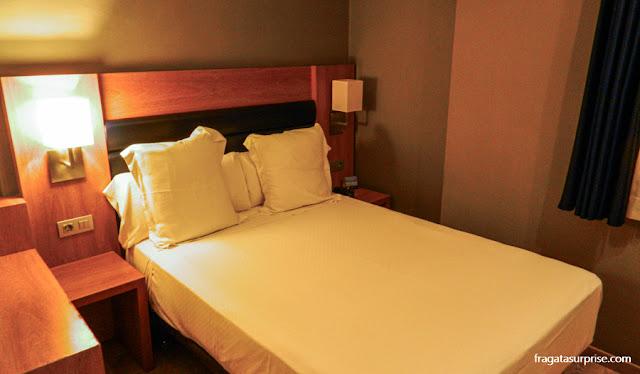 Apartamento single no Barcelona Century Hotel
