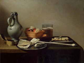 La Cerveza en el Arte: Pieter Claesz (2)