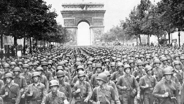 Paris'in Kurtuluşu