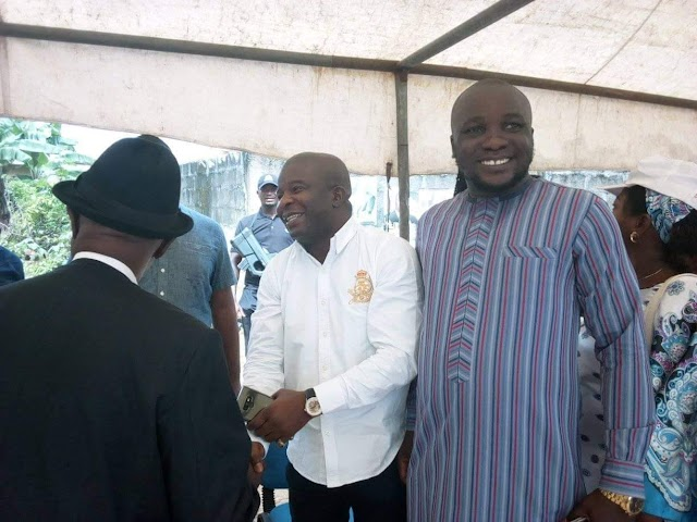 Jubilations As Tony Nwulu Wins UPP Governorship Ticket In Imo State