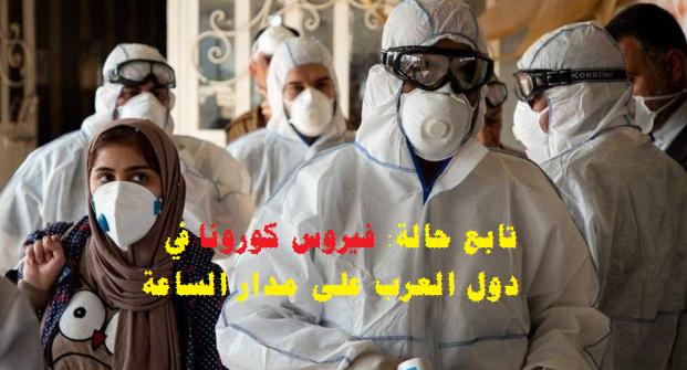 فيروس كورونا في الخليج و دول العرب اليوم
