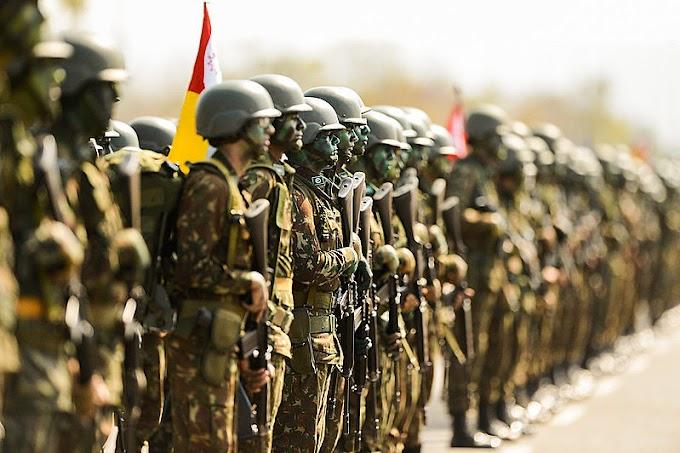 Quanto ganha um militar do Exército Brasileiro?
