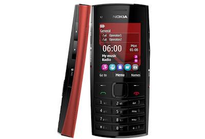 Spesifikasi Dan Harga Hp Nokia X2 02