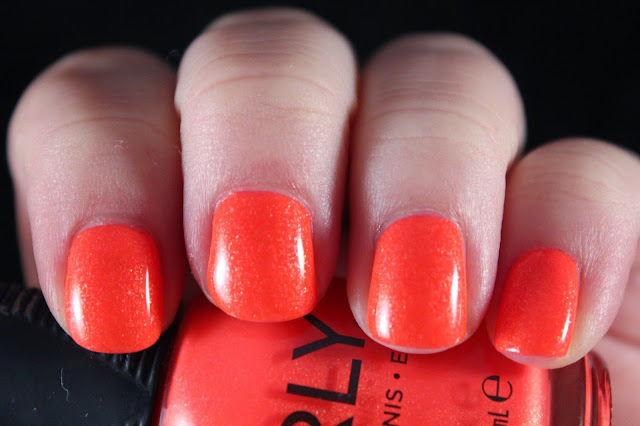 Glimpses Of The Moon My Top 10 Orange Polishes