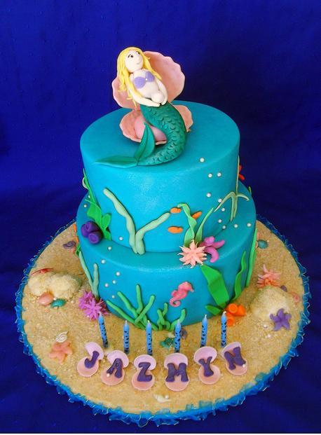 Themed Cakes Birthday Cakes Wedding Cakes Mermaid