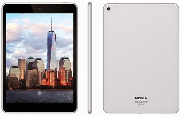 Harga dan Spesifikasi Nokia N1 Terbaru