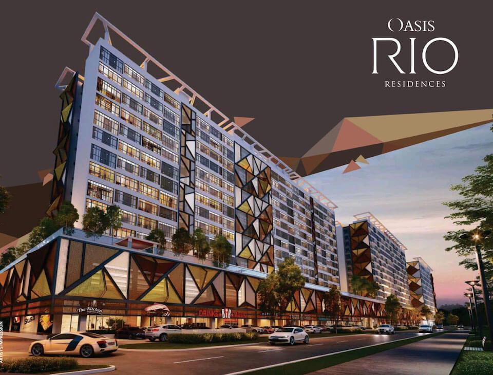 OASIS RIO Residences Serviced Apartment