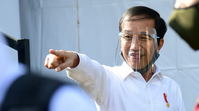 Presiden Jokowi: Produksi Vaksin Corona RI Januari-April 2021, Sebanyak 170 Juta
