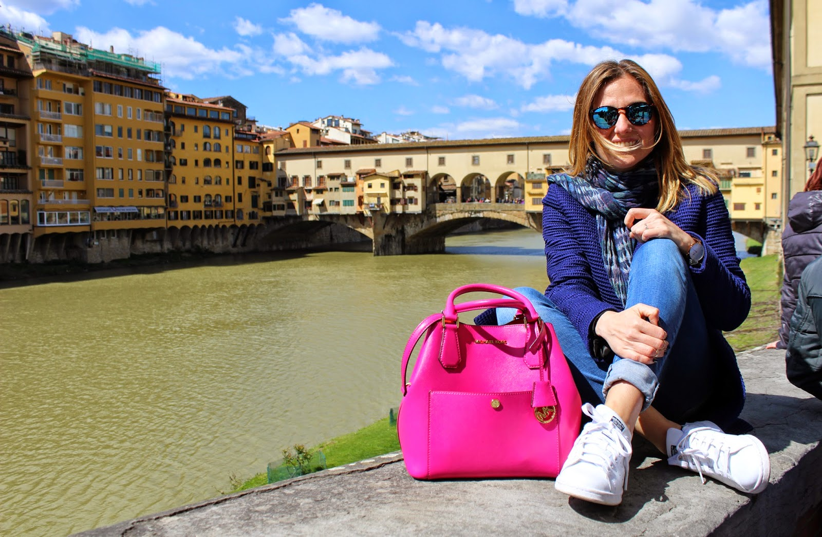 Eniwhere Fashion - Stan Smith - Firenze Ponte Vecchio