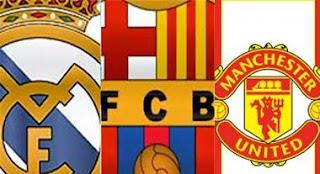 Top 10 Tim Sepakbola Terpopuler di Dunia Berdasarkan Media Sosial