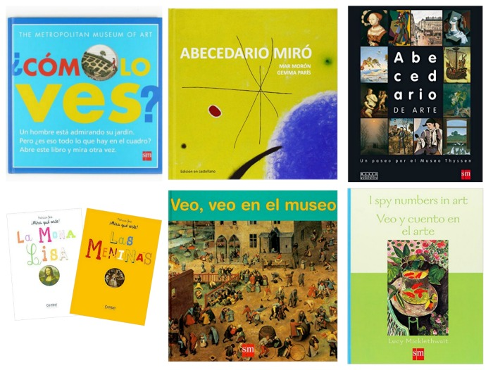 Los mejores libros infantiles y cuentos para acercar el arte a los niños: nuestros preferidos