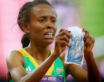 Đức Mẹ đã được vinh danh tại Thế Vận Hội Luân Đôn 2012