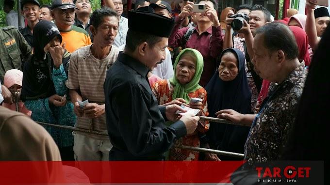 Bupati Haryanto : Pasar Murah Diprioritaskan Untuk Warga Kurang Mampu