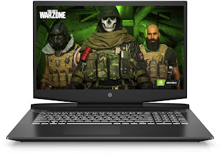 HP Pavilion Gaming Intel Core i7 gaming laptop