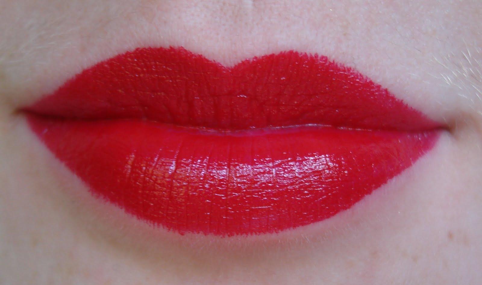 Funny Face's place: Swatcharama - NYX Round Lipsticks  Funny Face'...