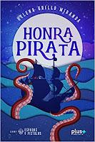 Livro Honra Pirata