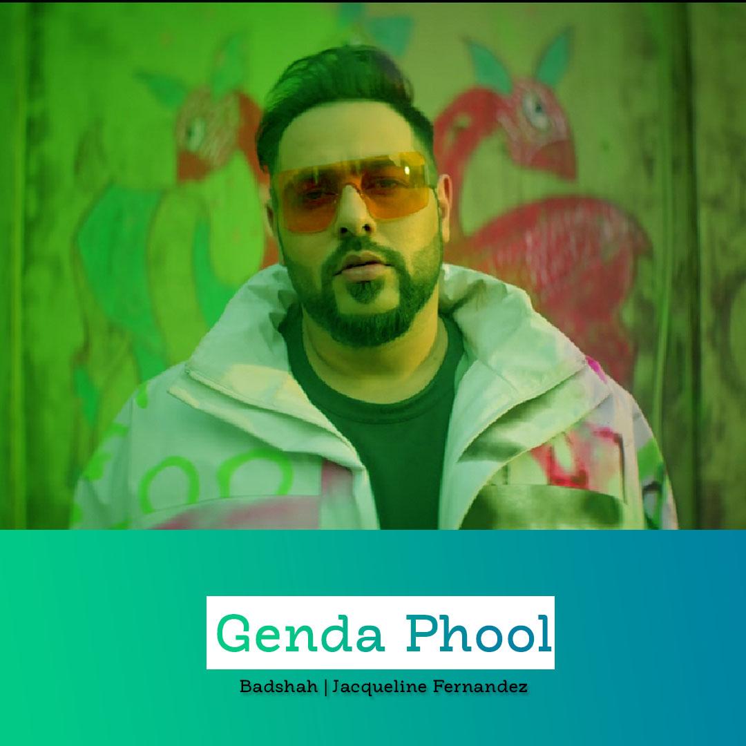 Genda Phool Lyrics in Hindi Badshah