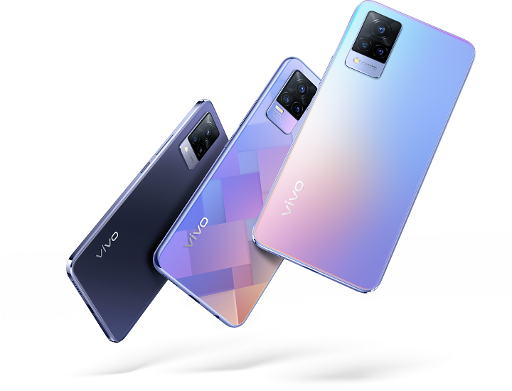 vivo V21 series launched: Unfolding a New Era of Selfie Smartphones