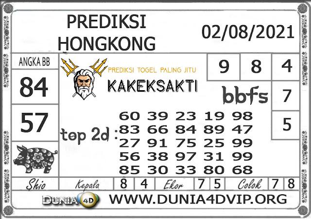 Prediksi Togel HONGKONG DUNIA4D 02 AGUSTUS 2021