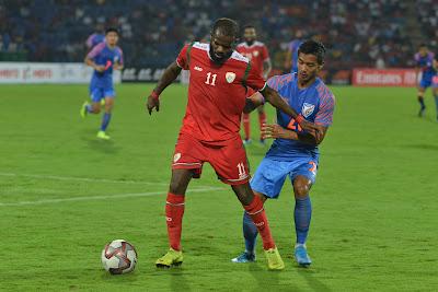 Oman vs India - FIFA WCQ