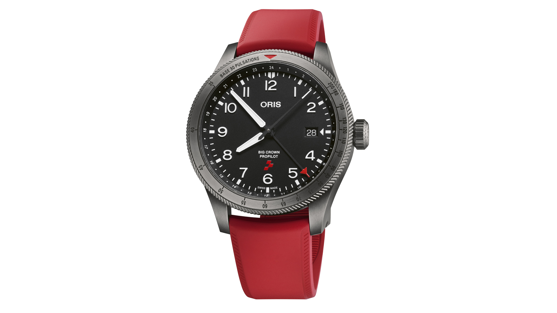 ساعة أوريس Oris الجديدة بتصميم أنيق
