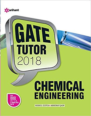 Download Free Arihant Gate Tutor 2018 - 2019 Chemical Engineering Book PDF