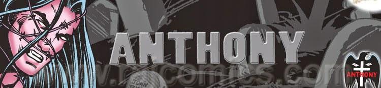 Anthony Banner Raj Comics