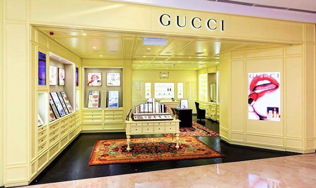 Gucci Beauty Boutique, Gucci Beauty Malaysia, Gucci Beauty Boutique @ KLCC, Beauty, KLCC, Suria KLCC