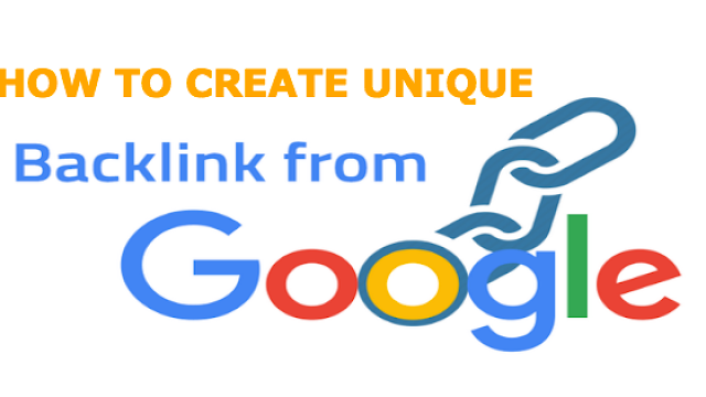 How to create unique backlinks for a website using white hat method?