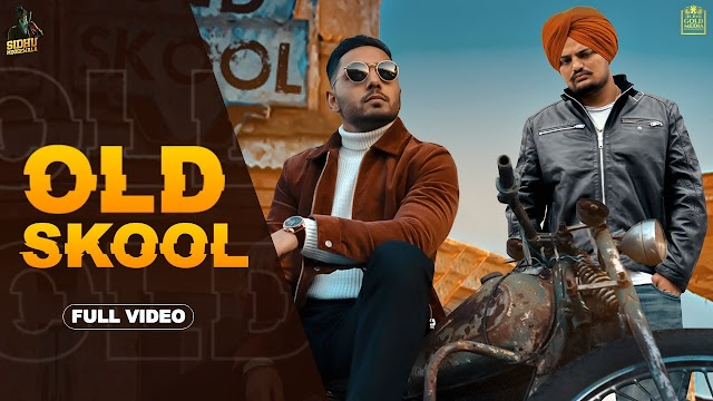 OLD SKOOL LYRICS - Sidhu MooseWala, Prem Dhillon | LYRICS HOTEL
