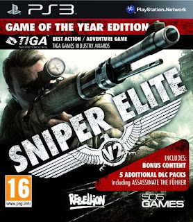 Sniper Elite V2 Game of The Year Edition PS3