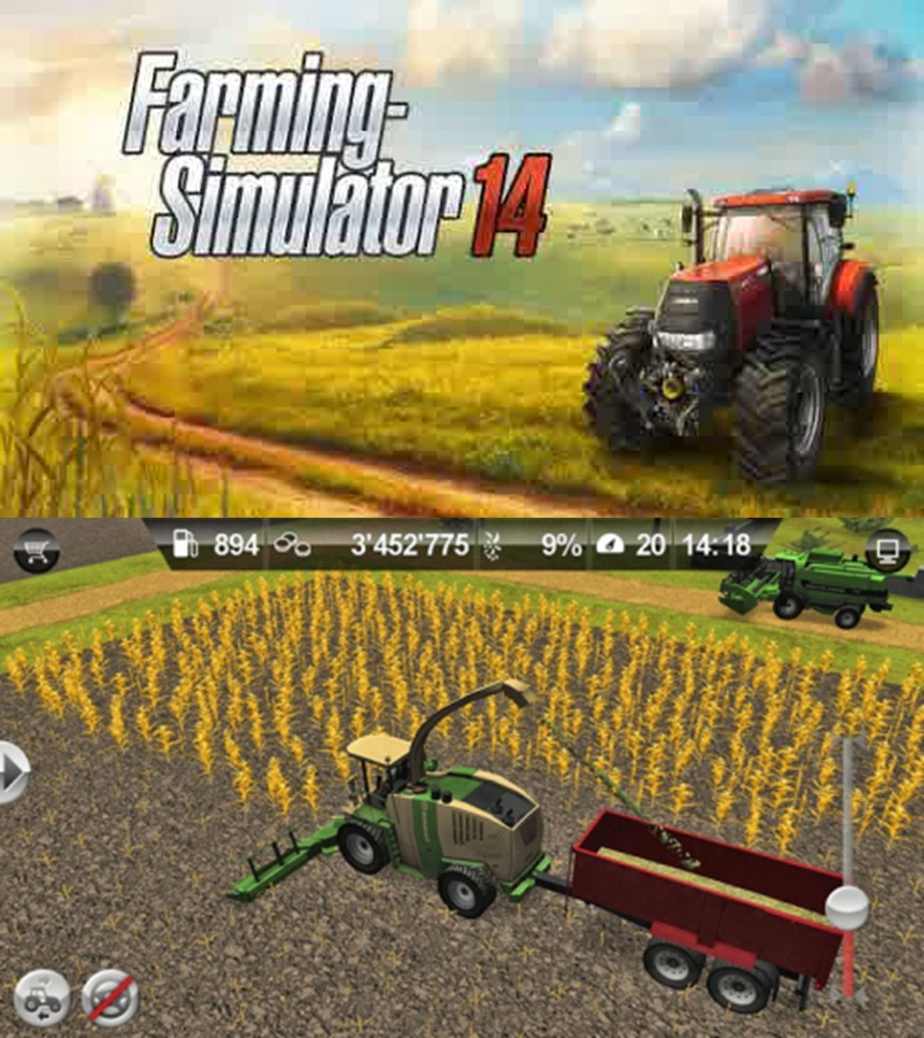 Farming Simulator 2019 Mod Apk Download hay Tycoon