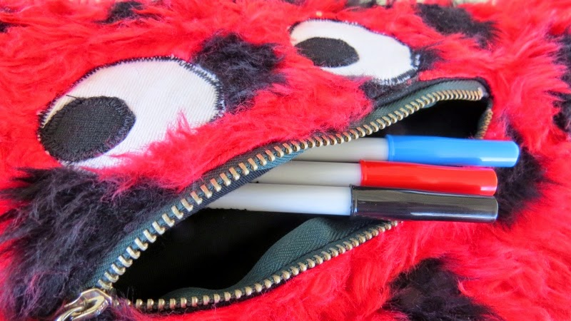 creating my way to success monster pencil case day 95 use what you ve got