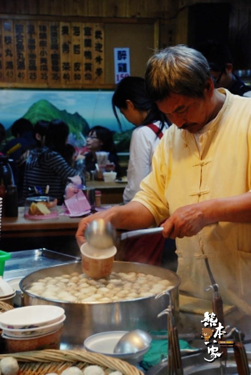 張記傳統魚丸福州丸|張記傳統魚丸|九份老街小吃|醉雞宜蘭鴨賞
