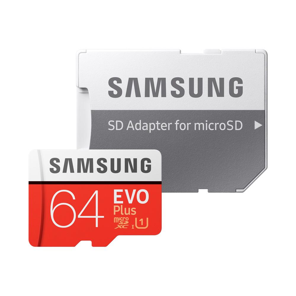 Thẻ nhớ Samsung Evo Plus 64GB chính hãng