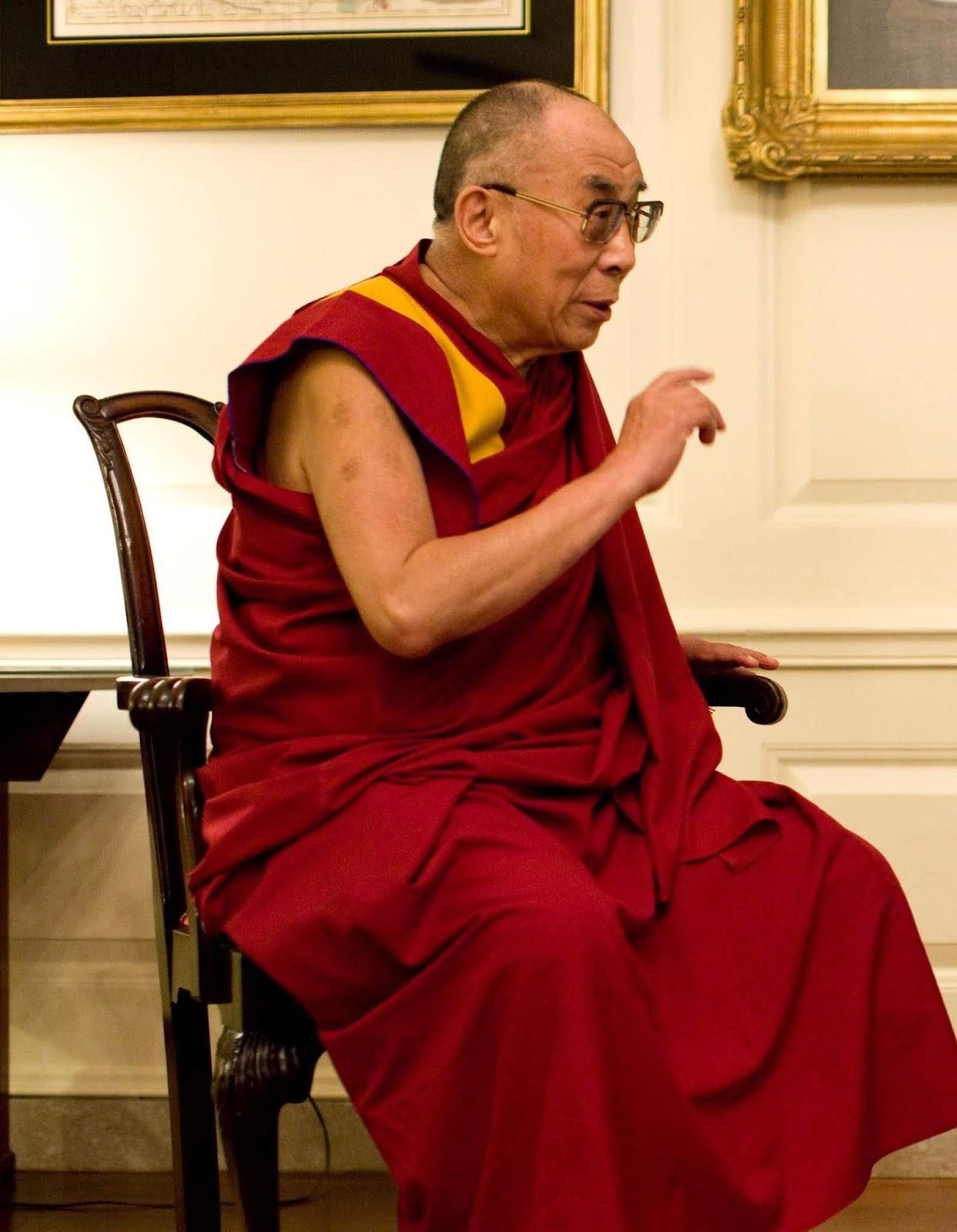 Free stock photo of 14th dalai lama, born july 6 1935, buddhist wallpaper