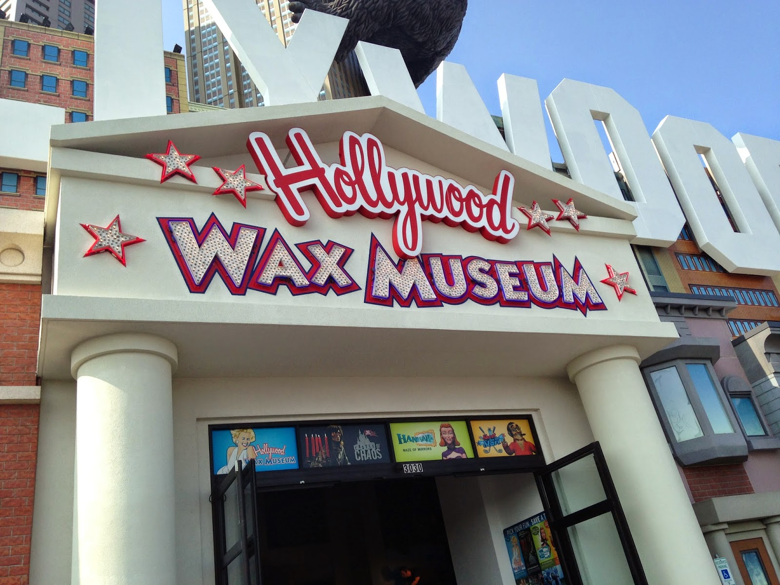 Mommy's Favorite Things: Hollywood Wax Museum Review # ...