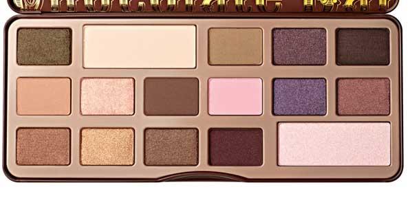 Makeup Revolution, I Heart Chocolate Eye shadow palette, Eye shadow Swatches, Too Faced, Chocolate Bar eye palette, beauty, makeup, review, eyeshades, golds, jeweltones eye shades, beauty blog, Pakistani Beauty Blog, red alice rao, redalicerao