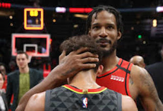 Trevor Ariza Tried To Just Justify A Cheap Shot On Trae Young With A Lame Temper Tantrum
