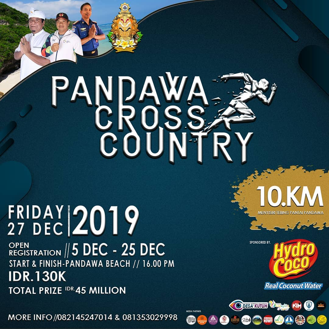 Pandawa Cross Country • 2019