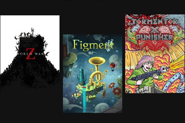 [Epic Games]: Δωρεάν για λίγες ημέρες τα World War Z, Figment, Tormentor X Punisher