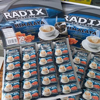 Kopi Radix Himalaya HPA International Malaysia
