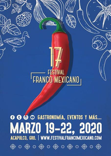 festival franco mexicano 2020 acapulco